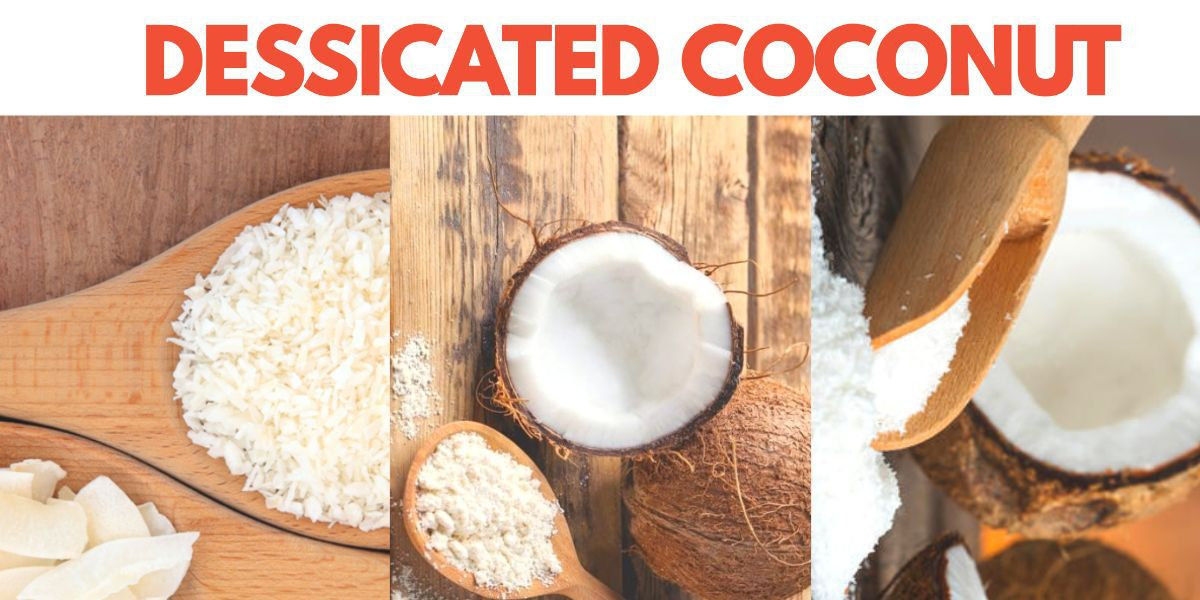 Desiccated Coconut: The Definitive Guide